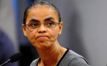 Marina Silva, pré-candidata evangélica a Presidência do Brasil, em 2018