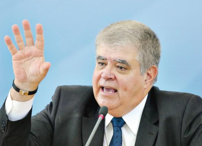 Ministro Carlos Marun, articulador político do governo Temer