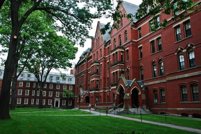 Universidade Harvard, nos Estados Unidos