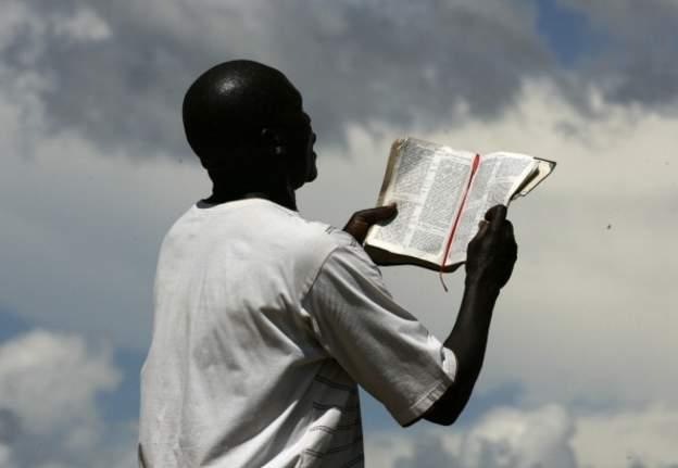Cristão no Zimbábue