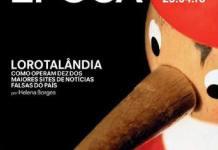 Capa da Revista Época-Ed 1034-abril 2018
