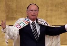 Edir Macedo, líder e fundador da Igreja Universal do Reino de Deus