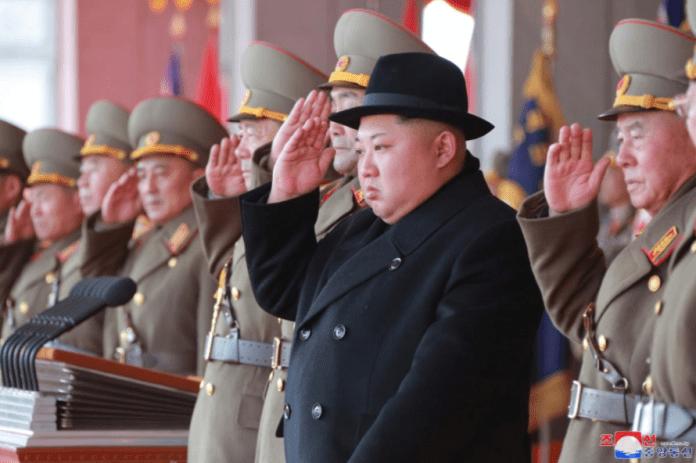 Líder norte-coreano Kim Jong Un