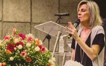 Pastora e cantora Ludmila Ferber (maio 2018)