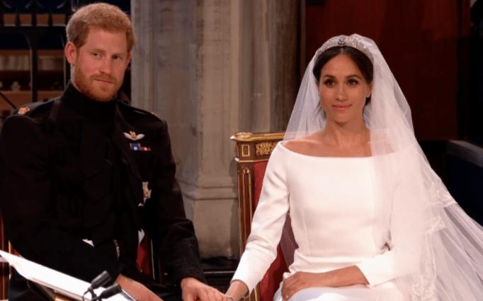 Casamento do Príncipe Harry e Meghan Markle (maio 2018)