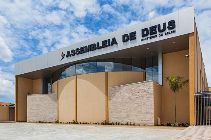 Templo da Assembleia de Deus Ministério Belém