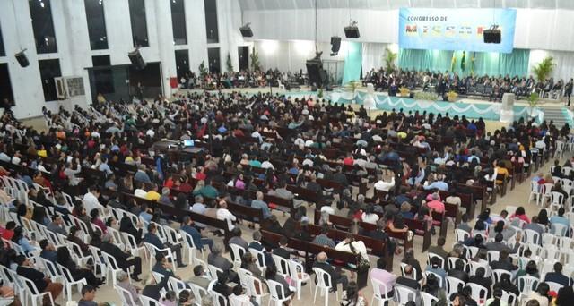 Congresso da Assembleia de Deus em Rondônia