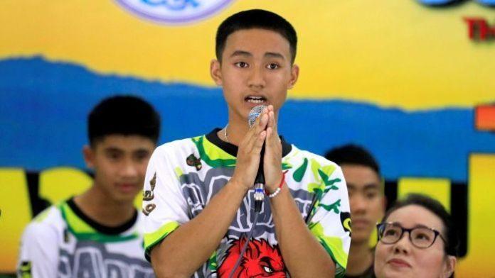 Adul Samon, único cristão entre os meninos da Tailândia que ficaram presos em uma caverna