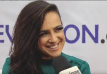 Daniela Araujo na Expoevangélica 2018
