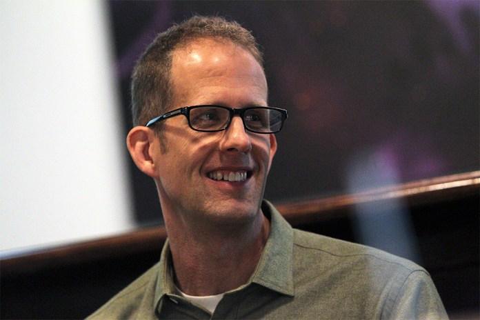 Pete Docter é o novo diretor criativo da Pixar (julho 2018)