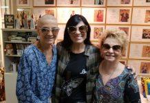 Ludmila Ferber e Fernanda Brum gravam música juntas