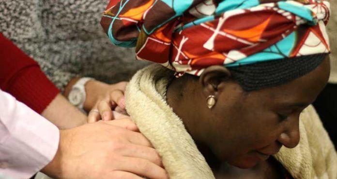 Damaris, cristã que era perseguida na Nigéria e visitou o Brasil para dar seu testemunho, morreu vítima do câncer de mama