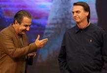 Bolsonaro visita a igreja de Silas Malafaia, dois dias depois de ser eleito presidente do Brasil
