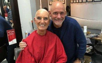 Anne Graham Lotz perdeu os cabelos após iniciar a quimioterapia
