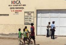 Fiscais fecham igreja em Namibe, província da Angola
