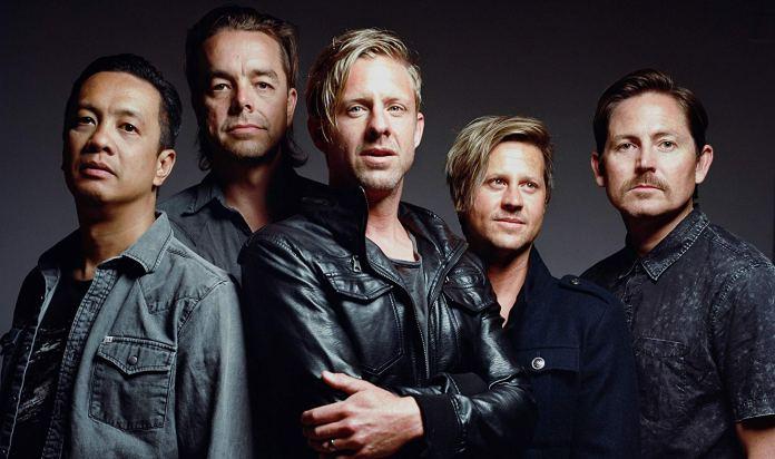 Banda de rock britânica Switchfoot