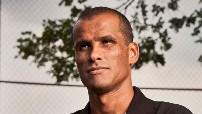 Rivaldo, ex-jogador da seleção brasileira