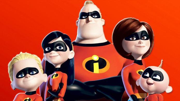 Os Incríveis 2 - filme animado da Disney/Pixar