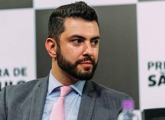 O novo presidente da Câmara Municipal de São Paulo, Eduardo Tuma (PSDB)