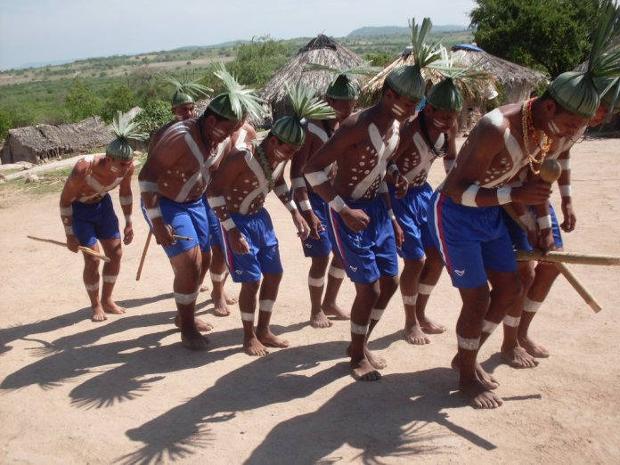 Índios pankararu