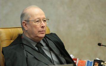 Ministro do STF, Celso de Mello (Foto: STF/Carlos Moura)