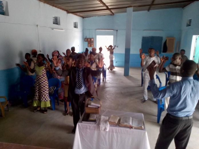 Culto em Burkina Faso