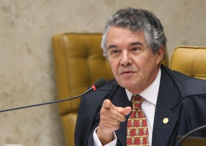 Ministro Marco Aurélio Mello (Foto: STF )