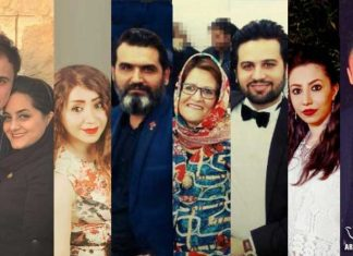 Cristãos que foram presos no início de julho de 2019 no Irã