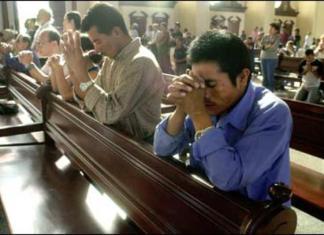 Cristãos no Laos