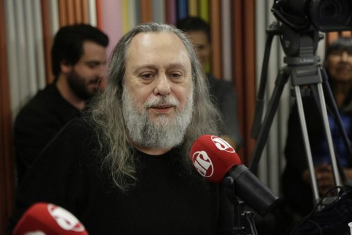 O pastor Caio Fábio foi o convidado do programa Pânico, na Jovem Pan.