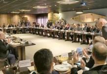 Bancada evangélica quer parceria com ministros contra o STF