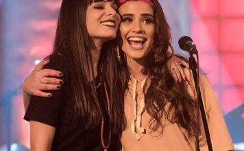 Marcela Taís e Isadora Pompeo são artistas da música gospel