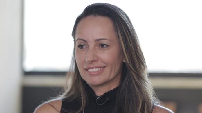 Ex-jogadora Ana Paula Henkel
