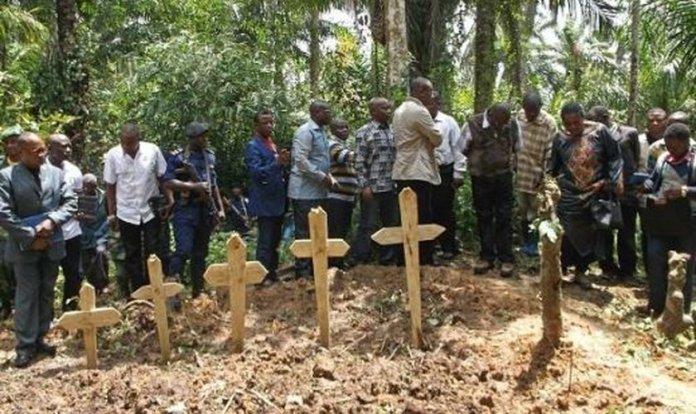Os esforços de grupos terroristas para islamizar a República Democrática do Congo têm levado cristãos à morte no país. (Foto: World Watch Monitor)
