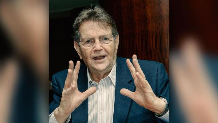 O evangelista Reinhard Bonnke faleceu neste sábado (7) aos 79 anos. (Foto: Christ for all Nations)
