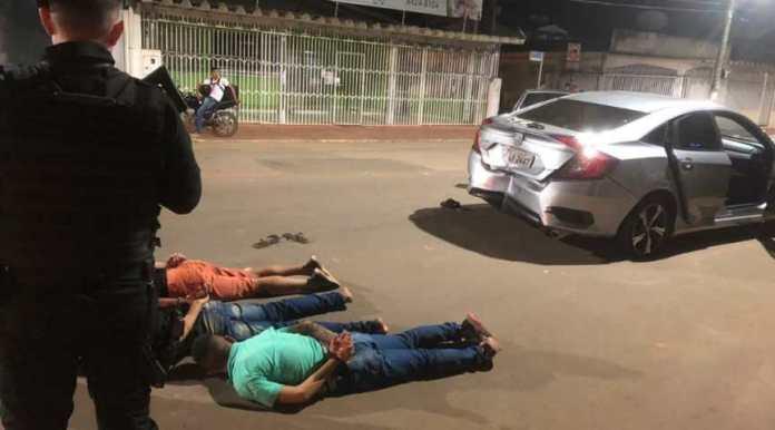 Bandidos foram presos após sequestro de pastor e esposa, no Acre