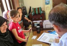 Projeto na Síria beneficia pessoas necessitadas, independente de religião