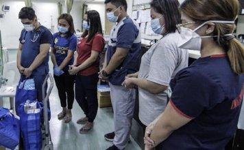 Missionários da 'Operation Blessing' visitam hospitais nas Filipinas. (Foto: Operation Blessing)