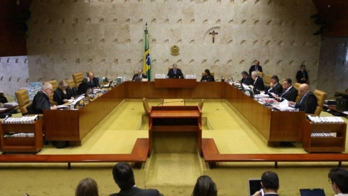 Plenário do STF (Foto: Fabio Rodrigues Pozzebom/Agência Brasil)