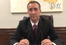 Tony Spell , líder da Igreja do Tabernáculo da Vida em Baton Rouge, nos EUA