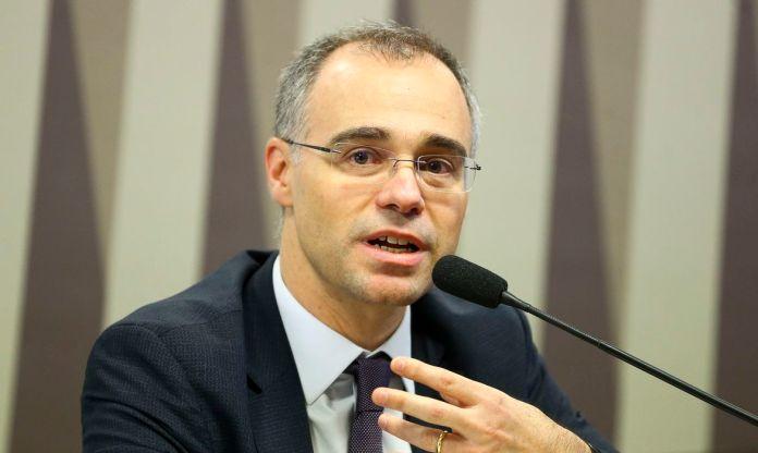 André Luiz de Almeida Mendonça, foi nomeado ministro da Justiça. (Foto: Marcelo Camargo - Agência Brasil)