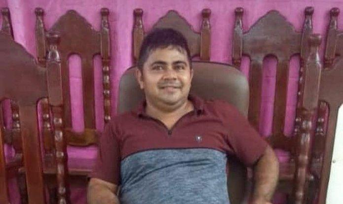 O pastor Welleson Machado faleceu aos 32 após naufrágio. (Foto: Arquivo pessoal)