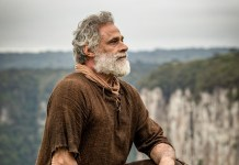 "Ex- ator da Globo, Oscar Magrini será Noé na novela ""Gênesis"", da Record Tv"