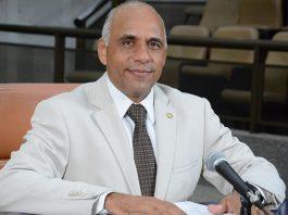 O prefeito de Goiânia, Rogério Cruz (Republicanos). Foto: Francisco Carvalho/Câmara Municipal de Goiânia