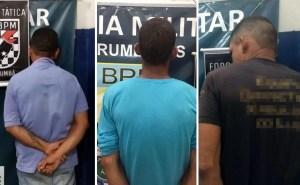 Read more about the article Polícia Militar prende três foragidos da justiça em Corumbá