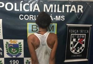 """Read more about the article Mulher é presa comercializando drogas na """"Ponte da Treze"""""""