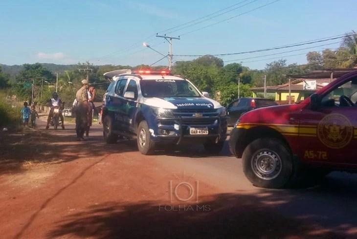 Read more about the article Motorista bêbado que atropelou 4 pedestres em Corumbá se apresentou como instrutor de autoescola