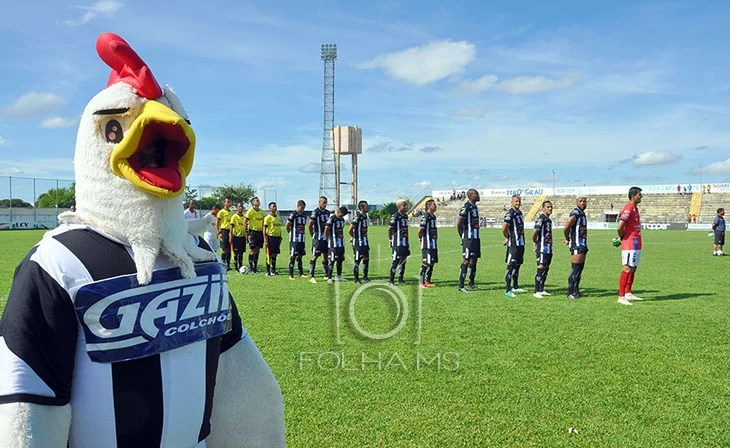 Read more about the article Reformulado, Corumbaense estreia neste sábado pelo campeonato brasileiro da série D