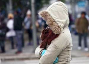 Read more about the article Frente fria perde força e temperaturas devem subir no estado