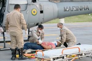 Read more about the article Trabalhador rural é resgatado pela Marinha após ser pisoteado por cavalo no Pantanal